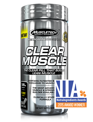 ClearMuscleAWARD